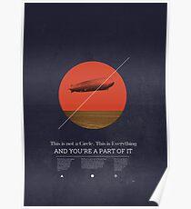 Circle Concept. Poster