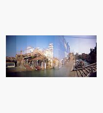 Multiple Venice Photographic Print