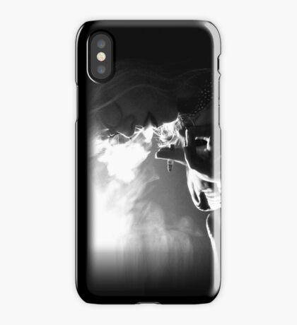 Smoke iphone iPhone Case/Skin