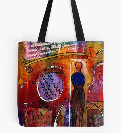 Story of a Woman Tote Bag