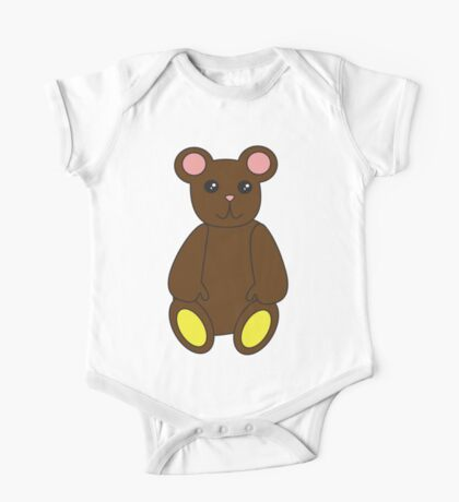 Brown Bear Kids Clothes