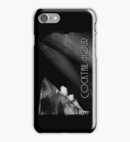Cocktail Hour iPhone iPhone Case/Skin