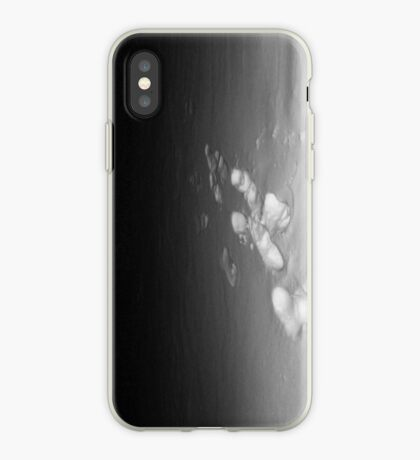 Footprints in the Snow iPhone iPhone Case