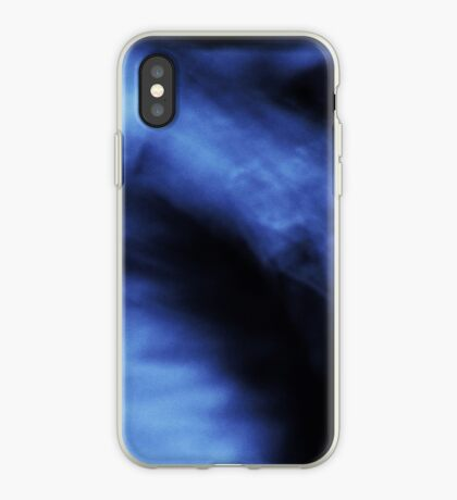 Abstract Blue iPhone iPhone Case