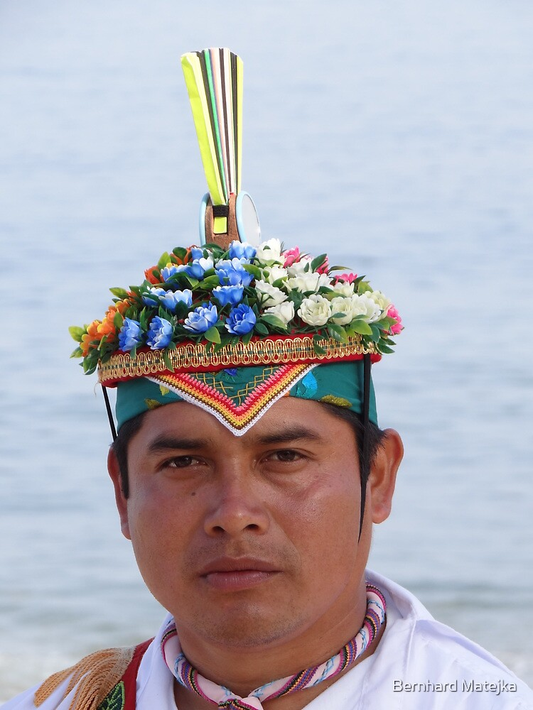 Traditional Cap - Gorra Tradicional by Bernhard Matejka