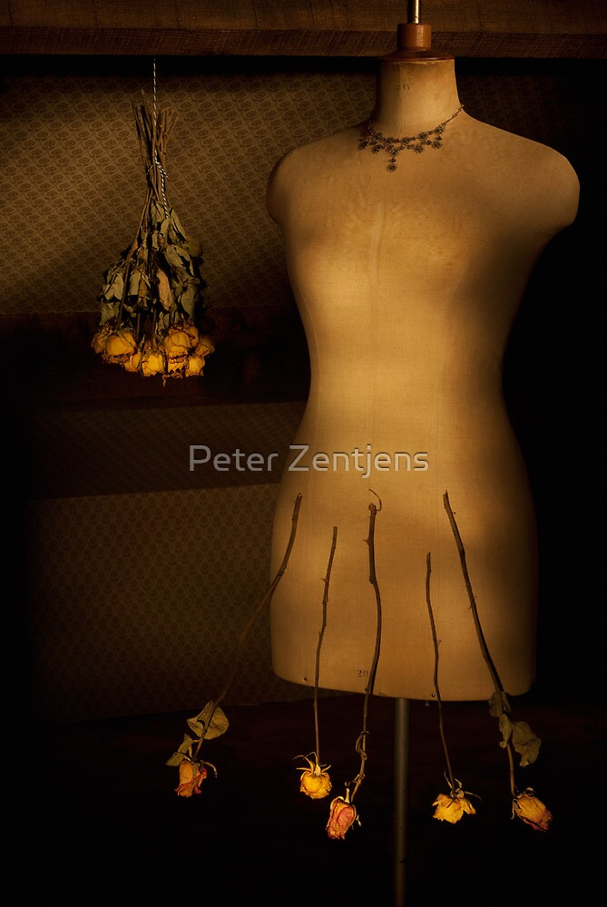 Bride of Roses by Peter Zentjens