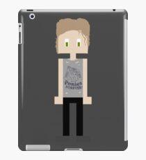 8-Bit Ashton Irwin iPad Case/Skin