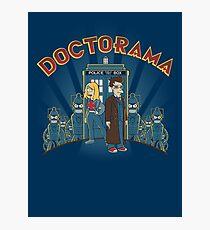Doctorama Presents! Photographic Print