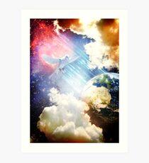 Holy Spirit Descending Art Print