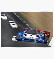 Group C Sports Car Racing Poster