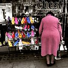 Browsing Shoes by Wayne King