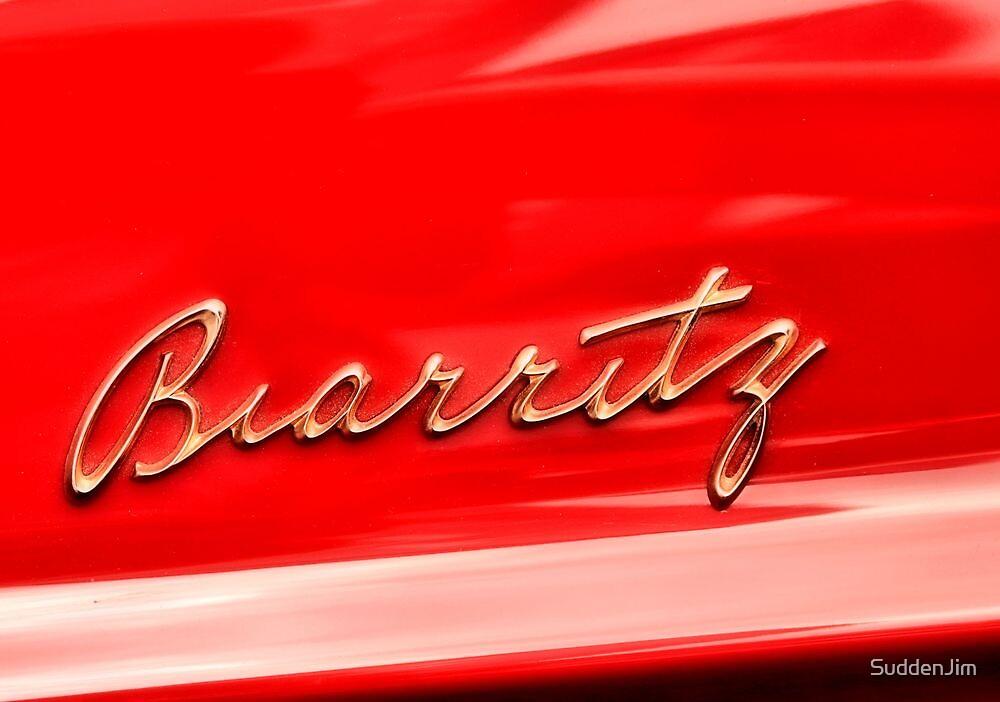 Biarritz In Red by SuddenJim