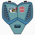 Hide the Transformer Inside: Jazz by Fishbug