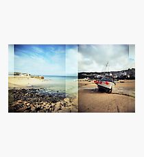 St Ives, Cornwall Photographic Print