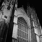 Canterbury Cathedral - Upwards by rsangsterkelly