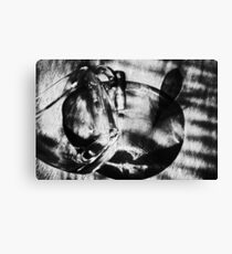 Glass cup  Canvas Print