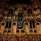 Canterbury Cathedral - Gate by rsangsterkelly