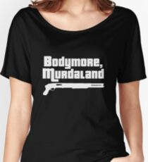 Bodymore, Murdaland Women's Relaxed Fit T-Shirt