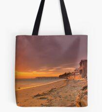Mission Beach Tote Bag