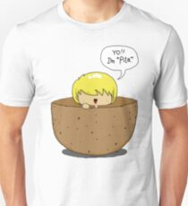 Peeta.. inside a PEETA. PEETA-CEPTION. Unisex T-Shirt
