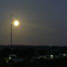 Full Moon by Joan Wild