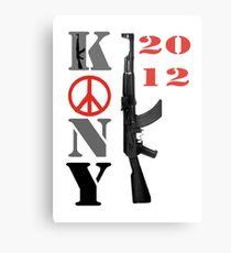 kony 2012 Metal Print