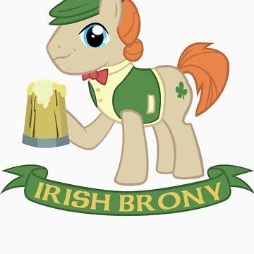 Irish Brony by nrxia