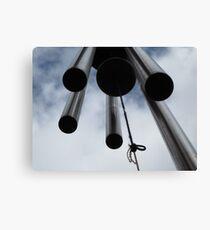 Wind chimes Canvas Print