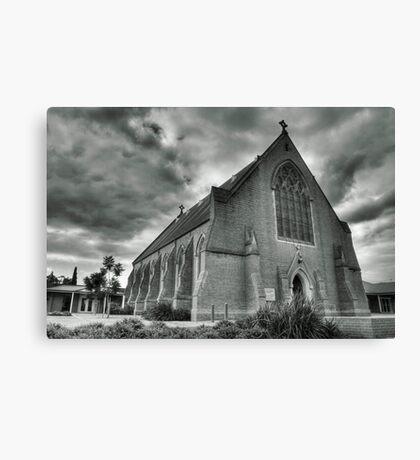 St Pauls, Sale Canvas Print