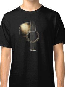 Acoustic Guitar Lite (please see description) Classic T-Shirt