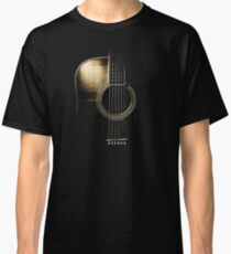 Acoustic Guitar Lite (please see description) Classic T-Shirt