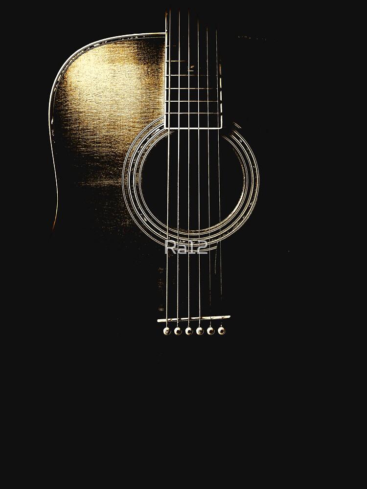 Guitarra acústica Lite (ver descripción) de Ra12