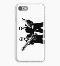 Men in Black iPhone Case/Skin