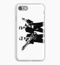 Men in Black iPhone Case/Skin