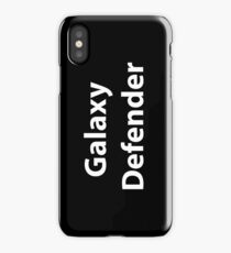 Galaxy Defender iPhone Case/Skin