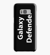 Galaxy Defender Samsung Galaxy Case/Skin