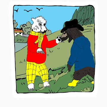 Bear Wars by Thundermonkey