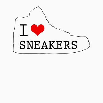 I heart sneakers by vita83