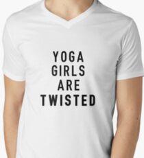 Twisted Yoga Girls T-Shirt