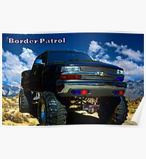 """Border Patrol"" Poster"