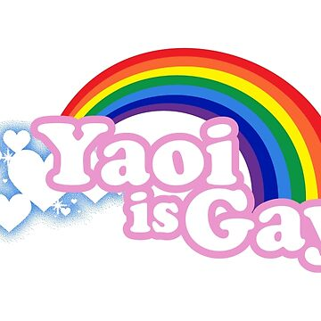 Yaoi is Gay by merimeaux