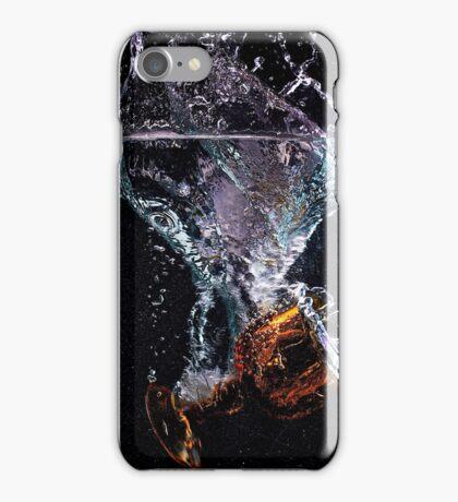 Splash Down iPhone Case/Skin