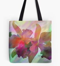 Easter Orchids Tote Bag