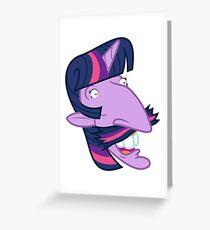 BRONY Greeting Card