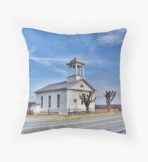 Hawkinstown UMC Throw Pillow
