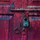 Red Door by Valerie Rosen