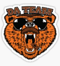 Da Team Sticker