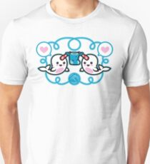 The Narwhal- Nature's Knitter! Unisex T-Shirt