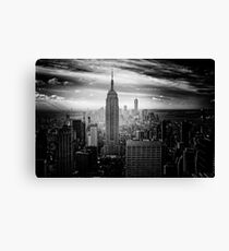 Lienzo Edificio Empire State de la ciudad de Nueva York