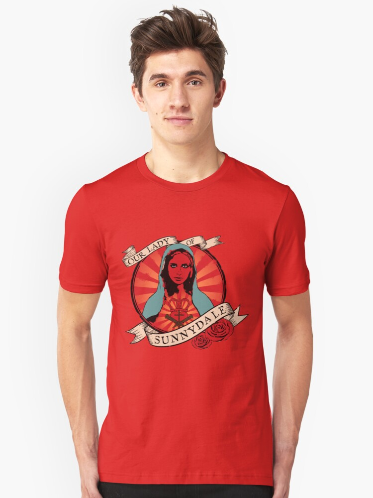 Our Lady Of Sunnydale Unisex T-Shirt Front